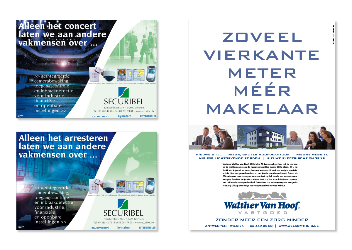 Advertentie ontwerp Wit-Zwart 3 Campagne Marketing - Advertisement design Wit-Zwart 3 - La publicité création Wit-Zwart 3 - Werbung Design Wit-Zwart 3.jpg